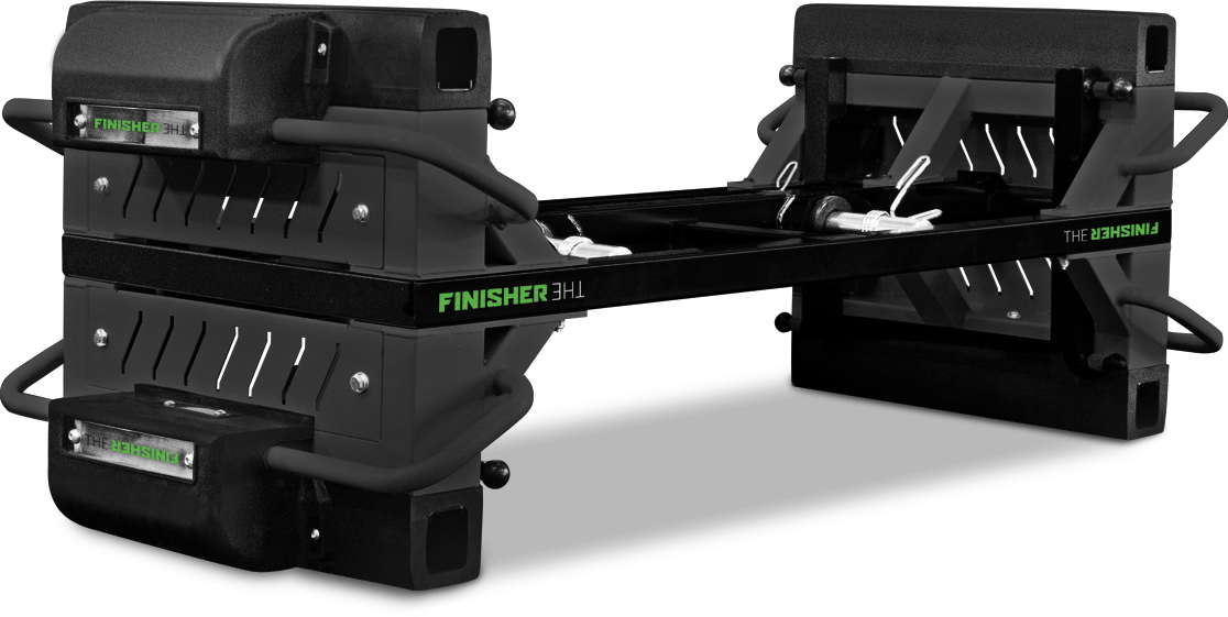 The Finisher Football Trainer